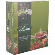 Чай «Bifix» Композиция 9 вкусов, 175г.