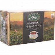 Чай черный «Bifix» композиция 6 вкусов, 60 x 2 г.
