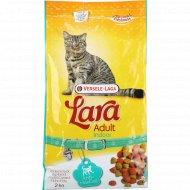 Корм для домашних кошек «Lara» курица и утка, 2 кг.