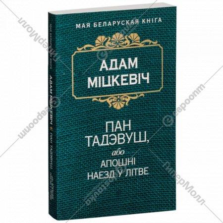 Книга «Пан Тадэвуш, або Апошнi наезд у Лiтве».