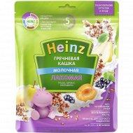 Каша гречневая «Heinz» лакомая груша-абрикос-смородина, 170 г.