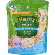 Каша «Heinz» рис, груша, 200 г