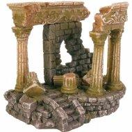 Декорация для аквариума «Римские руины» 13 см.