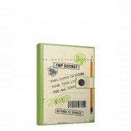 Блокнот «Top secret» 02136.