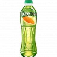Напиток негазированный «Fuze Tea» зеленый чай цитрус, 1 л.