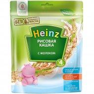 Каша рисовая молочная «Heinz» 200 г.