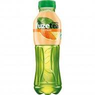 Напиток негазированный «Fuze Tea» зеленый чай цитрус, 0.5 л.