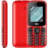 Мобильный телефон «BQ» Step, BQ-1848, Red/Black