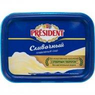 Сыр «Президент» сливочный 400 г.