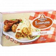 Блинчики «Бабушкина кухня» c курицей, 420 г.