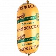 Ветчина «Княжеская» куриная, 1кг., фасовка 0.95-1 кг