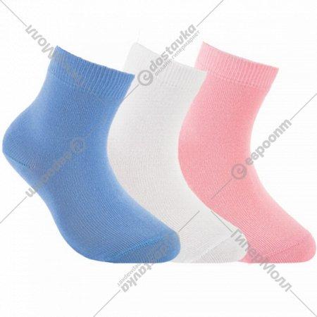 Носки детские «Tip-Tot» белые, размер 20.