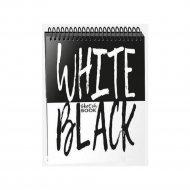 Скетчбук «White Black».