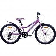 Велосипед «Aist» Rosy Junior 1.0, 24, сиреневый