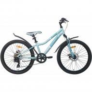 Велосипед «Aist» Rosy Junior 1.1, 24, бирюзовый