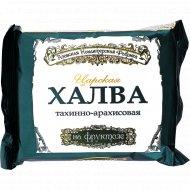 Халва «Царская» тахинно-арахисовая, 180г