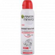 Дезодорант-антиперсперант «Garnier» эффект магния, 150 мл