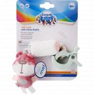 Мягкая игрушка «Canpol babies» с погремушкой.