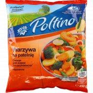 Овощи «Poltino» для жарки «по-деревенски», 450 г.
