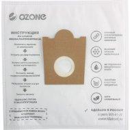 Мешки пылесборники «Ozone» SE-05 для пылесоса Bosch.