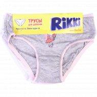 Трусы для девочки «Rikki» TD3-KC-3/10, 3 шт.