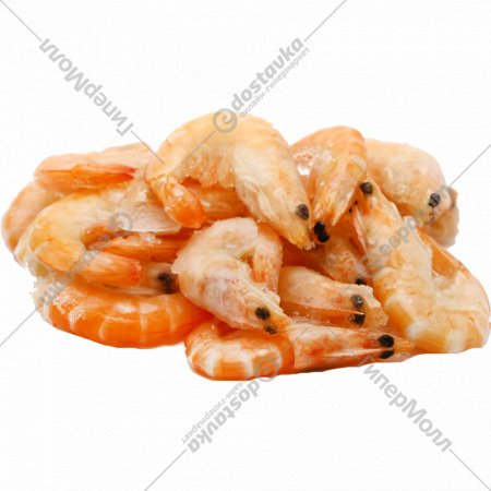 Креветки королевские варено-мороженые «Vici» 1 кг., фасовка 0.24-0.25 кг