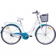 Велосипед «Aist» Avenue 26, бело/бирюзовый