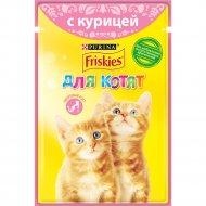 Корм для котят «Friskies» с курицей, 85 г