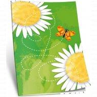 Блокнот «Солнце и бабочка» 02334.