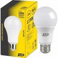 Светодиодная лампа A70, 15W, E27, 3000K.