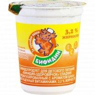 Бифидопродукт «Бифидин-Здоровячок» 3,2%, 200 г.