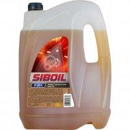 Масло индустриальное «SibOil» марки А, 6004, 10 л