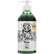 Натуральное средство для мытья посуды «Yope» мята, мандарин, 750 мл.