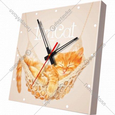Часы настенные «Рыжик».