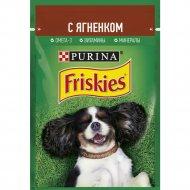 Корм для собак «Friskies» с ягненком, 85 г