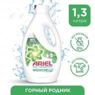 Гель для стирки «Ariel» Горный родник, 1.3 л