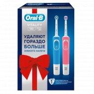Электрическая зубная щетка «Oral-B» в наборе, 2 шт