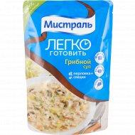Грибной суп «Мистраль» 230 г.