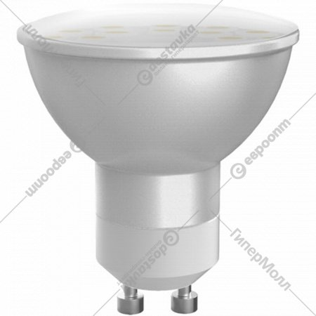 Светодиодная лампа «ETP» MR16 5W GU10 230V 4000K ETP.