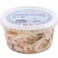 Коктейль из морепродуктов «Сокровища океана» super mix, в масле, 450 г