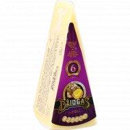 Сыр твердый «Dziugas» 40%, 180 г.
