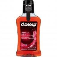 Ополаскиватель для полости рта «Close Up» жаркая мята, 250 мл.