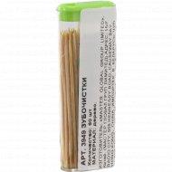 Зубочистки деревянные 60 шт.