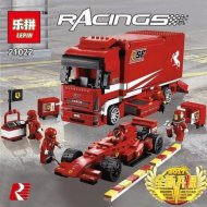 Конструктор «Грузовик Ferrari» 21022.