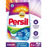 Стиральный порошок «Persil» Color Свежесть от Vernel, 3 кг.