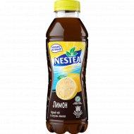Чай черный «Nestea» со вкусом лимона, 0.5 л