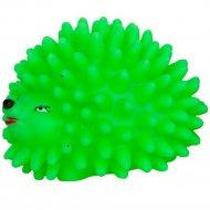 Игрушка «Ёжик с пищалкой» 8.5x8.5 см.