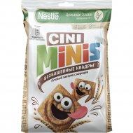Готовый завтрак «Cini Minis» безбашеные квадры, 250 г.
