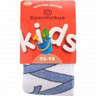 Колготки детские «Брестские» 3280 модель 177, р.92-98,52-56,13-14