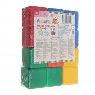 Набор цветных кубиков, 12 шт.